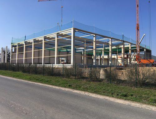 Kartoffel-Lagerhalle Falkenhain