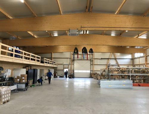 Lagerhalle Horst